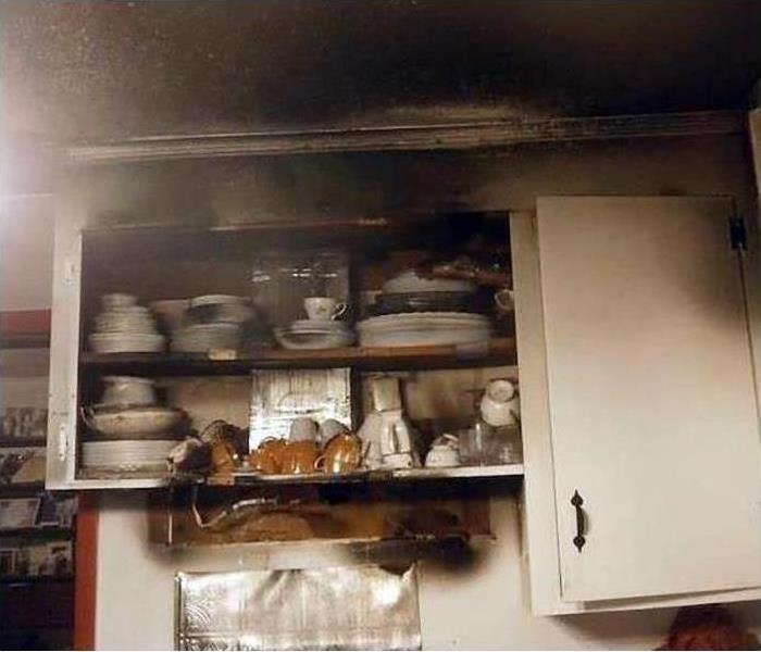 Fire Damage – Slidell Home Before