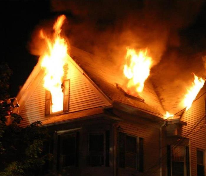 Why SERVPRO Why choose SERVPRO for fire damage in your Slidell home